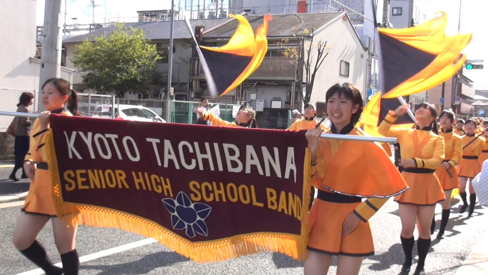 Background – Band | Kyoto Tachibana S H S  Band - Unofficial